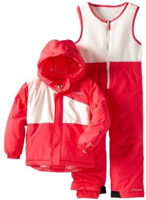 Columbia Girls 2-6X Snow Slush Reversible Set