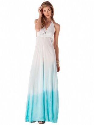 Elan International Gaby Ombre Maxi Dress