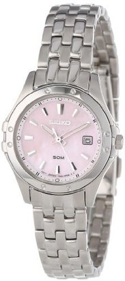 Seiko Women's SXDC95 Le Grand Sport Watch $315 thestylecure.com