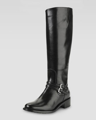 Cole Haan Dover Riding Boot, Black