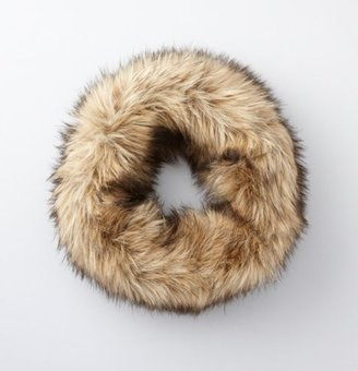 LOFT Reversible Faux Fur Neck Warmer