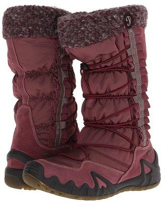 Primigi Mayla-E FA13 (Big Kid) (Wine/Lilac) - Footwear