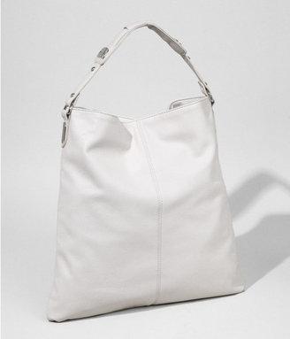 Express Hardware Handle Hobo Bag