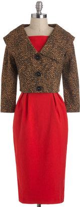 Tatyana/Bettie Page Garner Style Dress