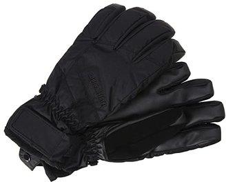 Burton Profile Under Glove (True Black) Snowboard Gloves