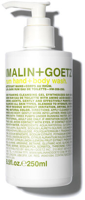 Malin+Goetz Rum Hand and Body Wash