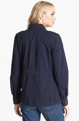 Velvet by Graham & Spencer Women's Lily Aldridge For Army Jacket