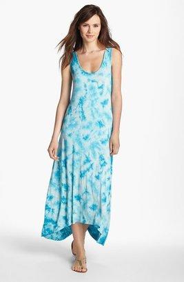 Kensie Tie Dye Maxi Dress