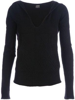 Ann Demeulemeester Hooded sweater