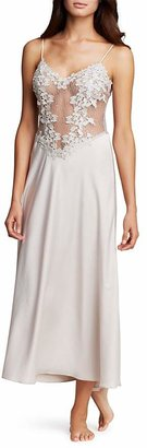 Flora Nikrooz Showstopper Long Nightgown $135 thestylecure.com