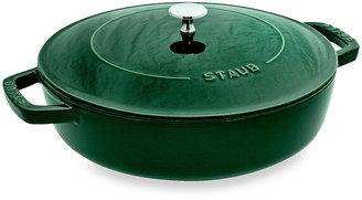 Staub 2.75-Quart Covered Saute Pans/Braisers