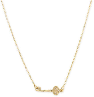 House Of Harlow Mini Key Necklace