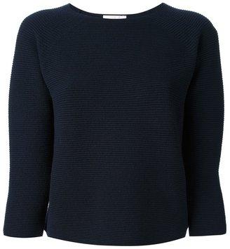 Chloé side zipped sweater