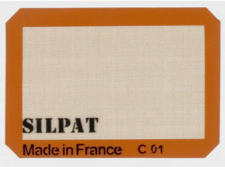 Silpat Petite Jelly Roll Size Baking Liner