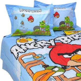 Jay Franco & Sons Inc Angry Birds Full Comforter Set