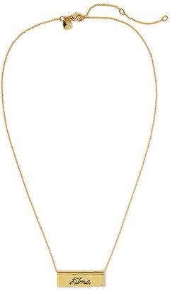 Rebecca Minkoff Libra Pendant Necklace