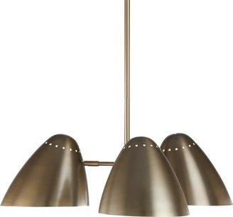Crate & Barrel Draper Pendant Lamp