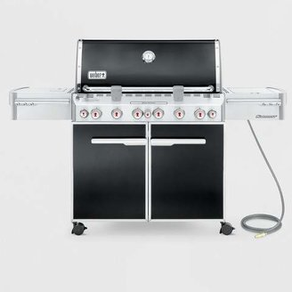 Weber Summit E-670 Natural Gas Grill Model 7471001