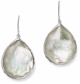 Ippolita Sterling Silver Wonderland Teardrop in Mother-of-Pearl Earrings