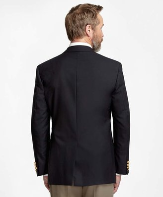 Brooks Brothers Madison Fit Two-Button Classic 1818 Blazer