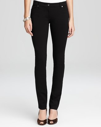 Eileen Fisher Petites Viscose Stretch Ponte Skinny Jeans