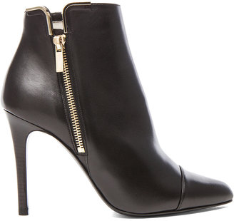 Lanvin Leather Ankle Boots