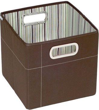 """JJ Cole 11"""" Box - Cocoa Stripe"""
