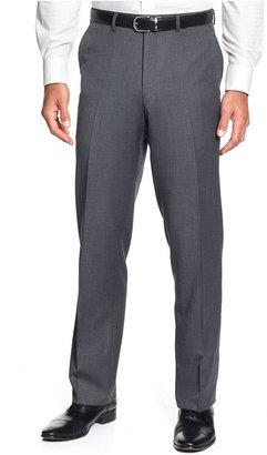 Donald Trump Donald J. Suit, Grey Pinstripe