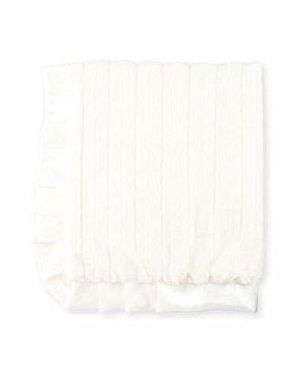 Swankie Blankie Plush Receiving Blanket