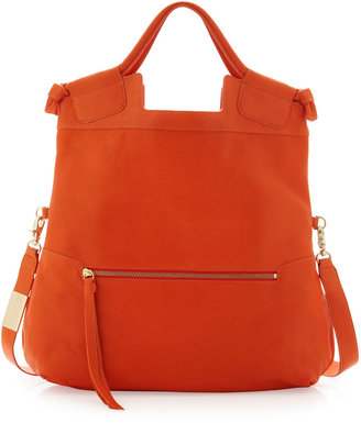 Foley + Corinna Mid-City Tote Bag, Clementine