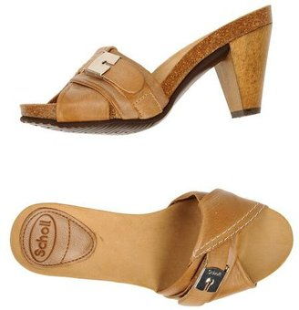 Scholl Platform sandals