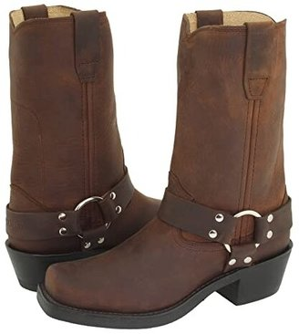 Durango RD594 (Gaucho Distress Leather) Women's Pull-on Boots