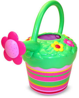 Carter's Melissa & Doug Blossom Bright Watering Can