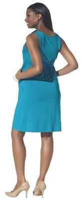 Liz Lange for Target Maternity Sleeveless Draped Dress for Target®