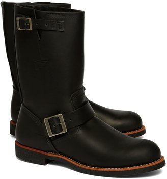 Red Wing Shoes 2990 Black Harness