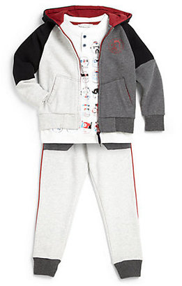 Little Marc Jacobs Toddler's & Little Boy's Colorblock Hoodie