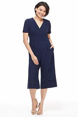 Muse Women's Polka Dot Peplum Dress