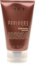 O.p.i Manicure Pedicure, Espresso Scrub