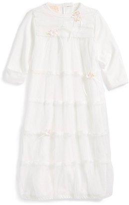 Biscotti Dainty Gown (Baby Girls)