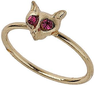 Topshop Fox Stone Midi Ring