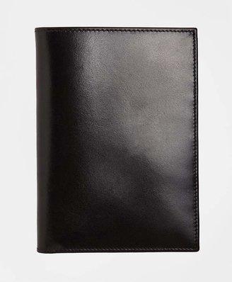 Brooks Brothers (ブルックス ブラザーズ) - フレンチカーフ パスポートケース