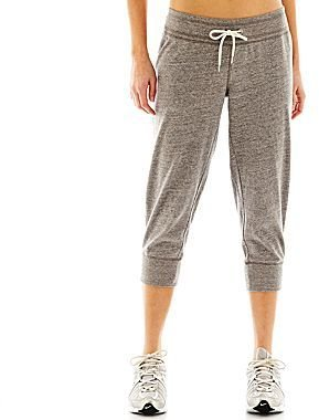 JCPenney XersionTM Dorm Crop Capris