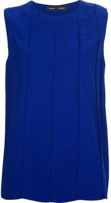 Proenza Schouler pleated sleeveless top