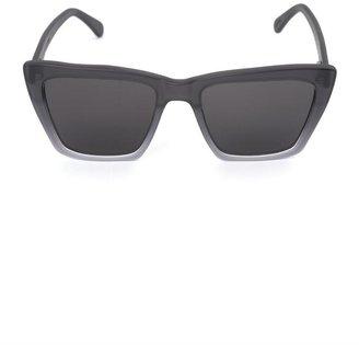 Prism Sydney matte square sunglasses