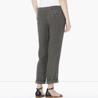James Perse Canvas Linen Pant