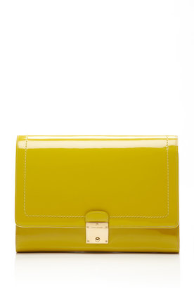 Marc Jacobs The 1984 Patent Leather Clutch
