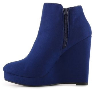 Michael Antonio Milena Wedge Bootie