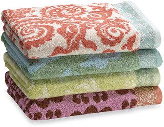 Amy Butler Bath Towels, 100% Cotton, 10% Organic Blend