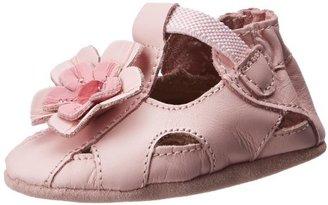 Robeez Pretty Pansy Soft Sandal (Infant)