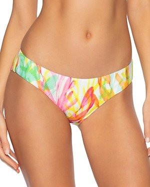 Becca by Rebecca Virtue Coral Reef Printed Bikini Bottom